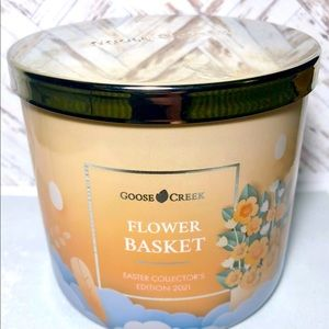 Goose Creek Easter Edition 3-Wick Candle NWOT